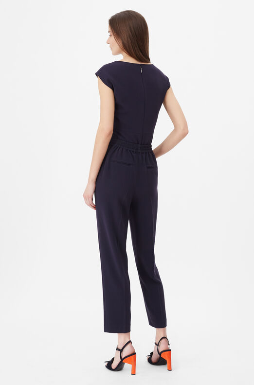 Tailored Crepe Pant