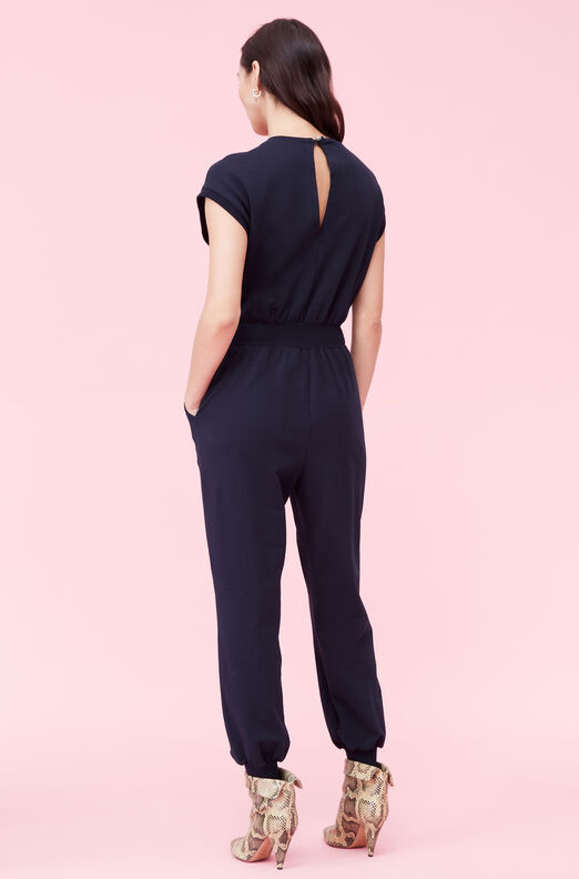 La Vie French Terry Jumpsuit