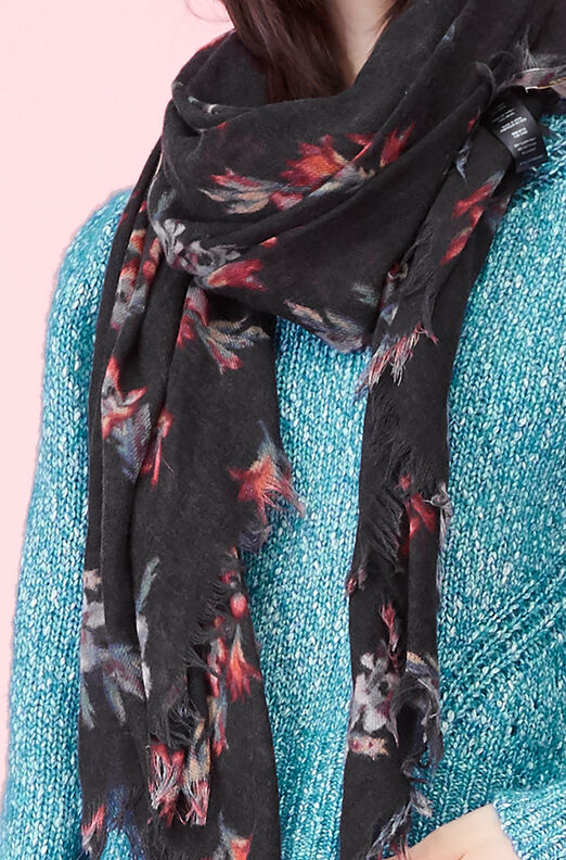 Noha Floral Scarf