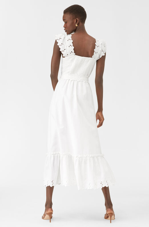 La Vie Sophie Eyelet Dress