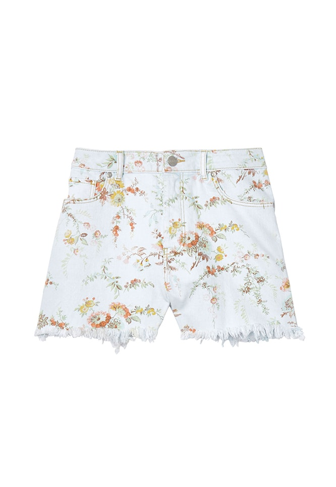 La Vie Denim Short