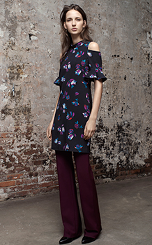 BELLFLOWER DRESS & BOOTCUT SUIT PANT