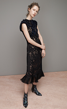 VIEN LACE DRESS