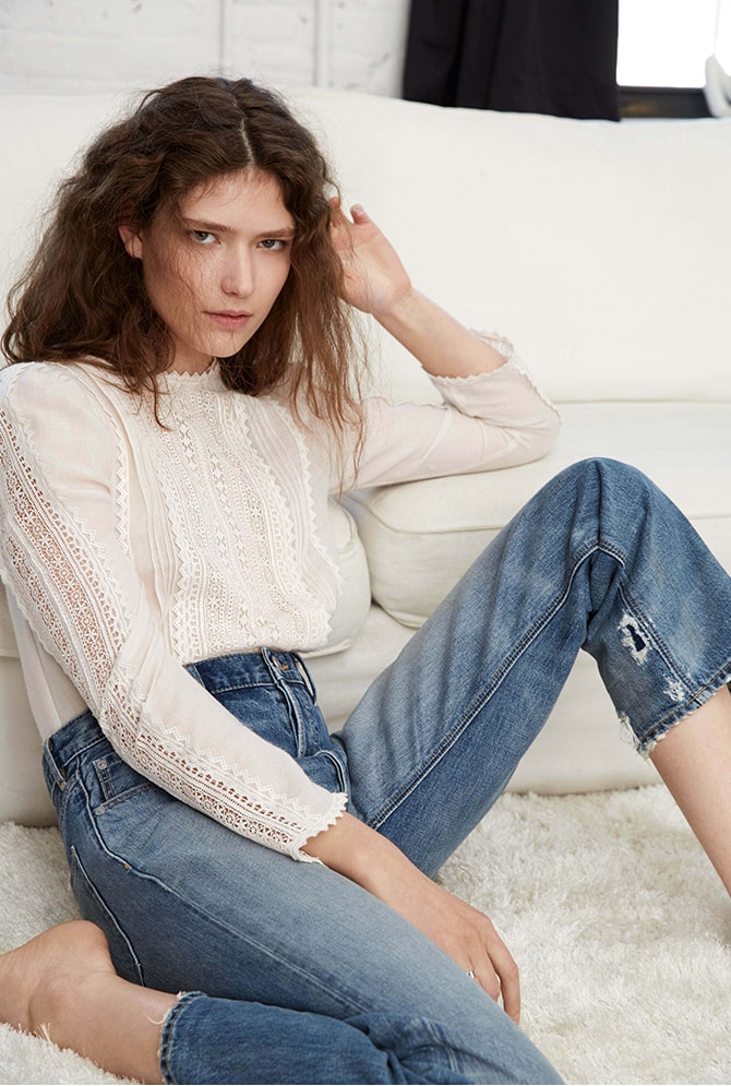 My favorite pair? Right now it would have to be the Ines Jean