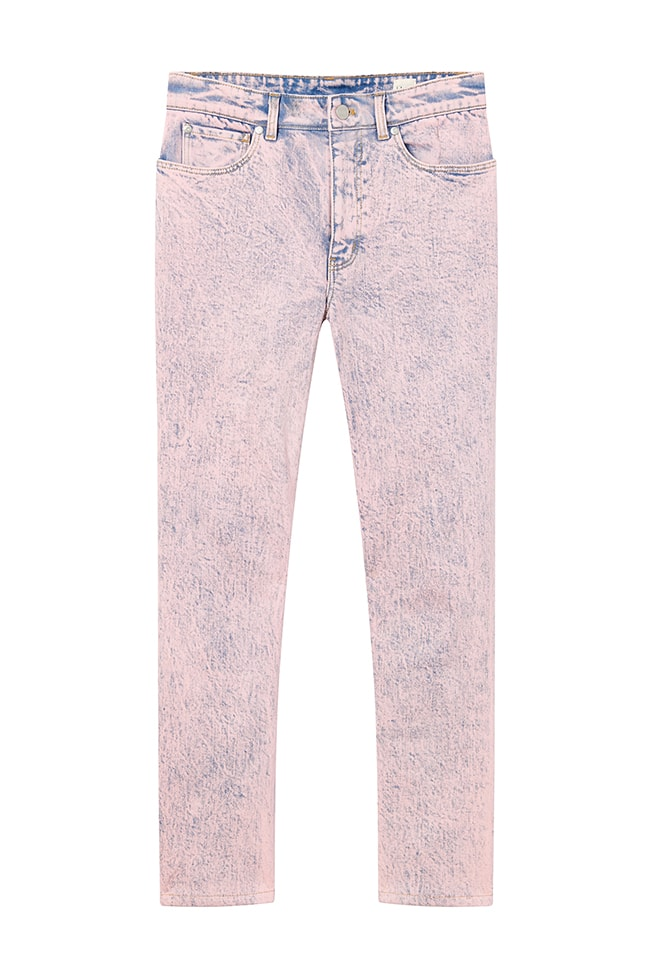 La Vie Acid Wash Jean